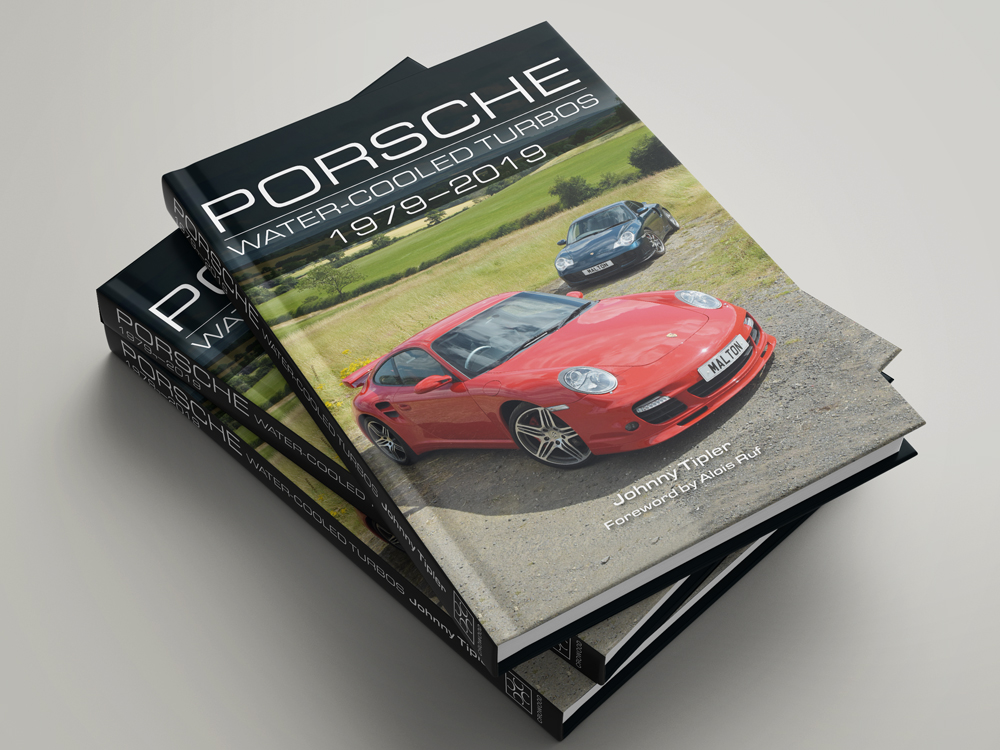Porsche Water-cooled Turbos book cover