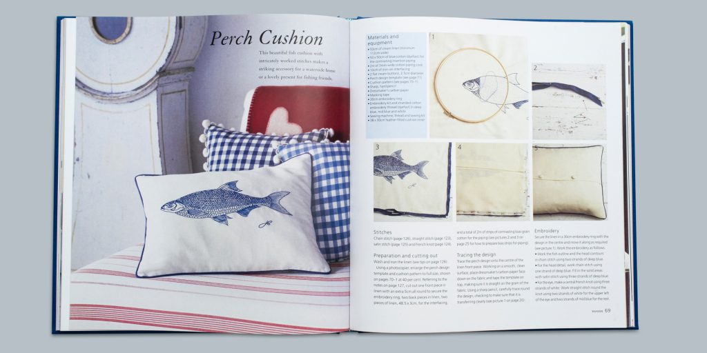 Heirloom Embroidery pages 6