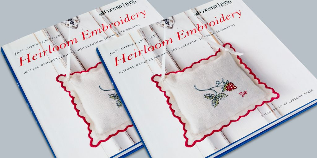 Heirloom Embroidery cover